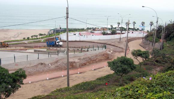 Mistura 2014: Abren bajada San Martín para aliviar el tránsito