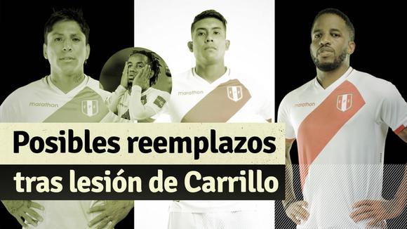 Nazionale del Perù: le opzioni di Ricardo Gareca per sostituire Andre Carrillo