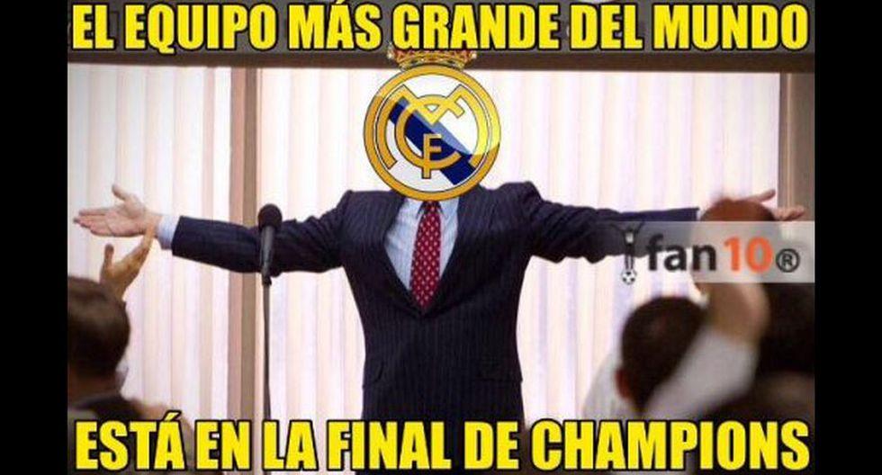 Real Madrid vs. Atlético Madrid: los memes de la semifinal - 17