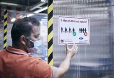 Coronavirus: Ford refuerza sus protocolos de seguridad y reinicia producción en Europa