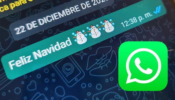 De esta forma podrás programar y responder automáticamente todos los mensajes de WhatsApp que quieras. (Foto: MAG)