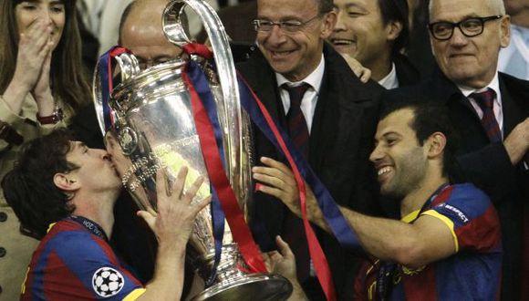 Champions League: Barcelona puede quedarse como dueño de trofeo