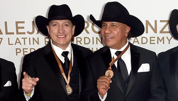 Ramiro Delgado y Lupe Esparza terminaron su relación amical de más de 30 años. (Foto: AFP)
