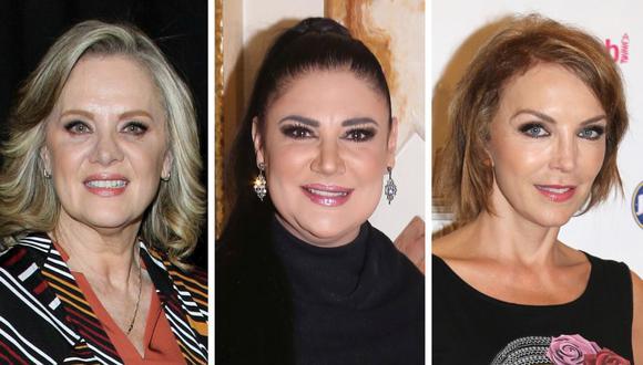 """Alejandra Ávalos acusa a Erika Buenfil y Laura Flores de hacerle """"la vida pedazos"""" (Foto: GEC)"""