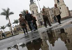 Clima en Lima: Senamhi prevé una temperatura mínima de 11°C hoy lunes 10 de agosto