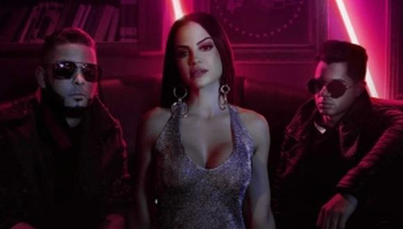 Natti Natasha anunció el lanzamiento de una nueva canción junto a Rakim & Ken-Y. (Foto: Captura de video)