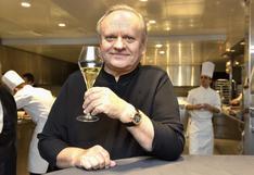 Joël Robuchon, el más español de los cocineros franceses