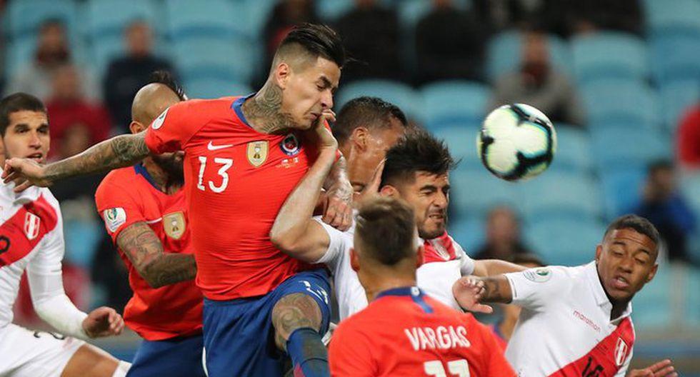 El amistoso entre Perú y Chile que se iba a jugar el martes 19 de noviembre en el Estadio Nacional de Lima fue cancelado por pedido expreso de los jugadores chilenos. (Foto: AFP)