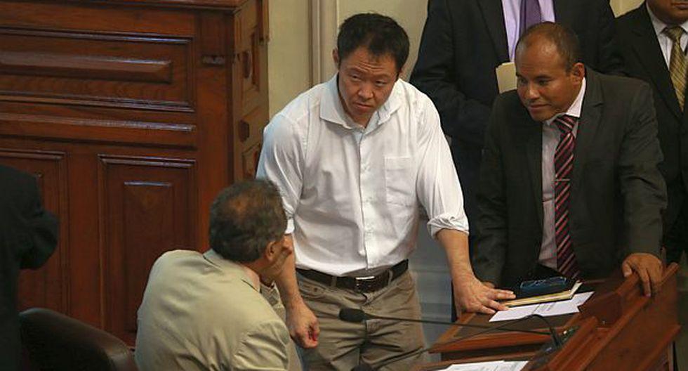 Comisión de Ética abrió indagación preliminar a Kenji Fujimori