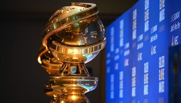 Este año, la gala de los Globos de Oro se celebrará de forma virtual. (Foto: AFP)