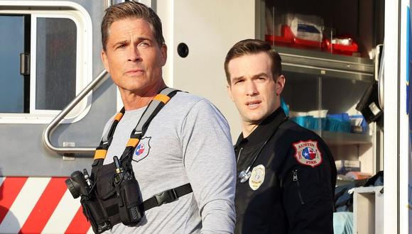 """9-1-1"" Y ""9-1-1: Lone Star"" estrenan sus nuevas temporadas por Star Channel este martes. (Foto: Star Channel)"