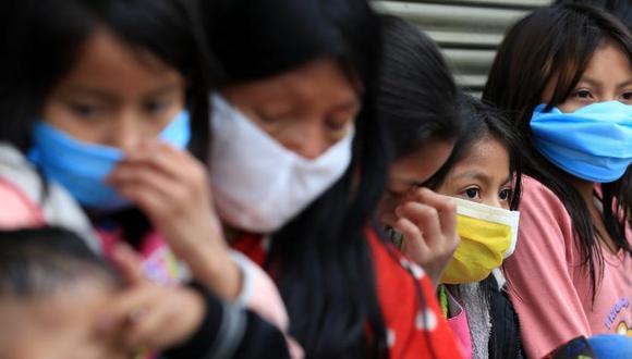 """De 107 millones de niñas que hay en América Latina y el Caribe, 60 millones de ellas estarán casadas antes de cumplir los 18 años, reveló el informe del Estado de la Población Mundial 2020. (Foto: César Melgarejo / """"El Tiempo"""" / GDA)"""
