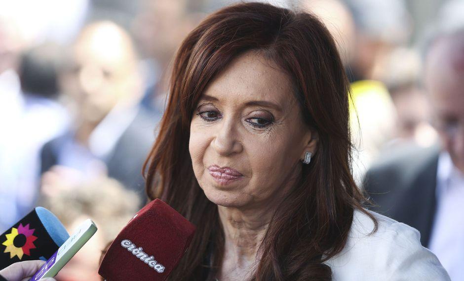 Argentina: Cristina Fernández es enviada a juicio oral por causa AMIA. (EFE).