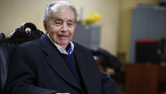 Pablo Macera dedicó su vida a la investigación y a la historia del Perú. (Foto: El Comercio)