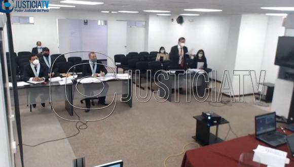 Keiko Fujimori: Cristian Salas se incorpora a la defensa legal de Fuerza Popular (Foto: Captura de TV)