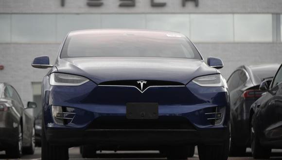 Tesla. (Foto referencial: AP)