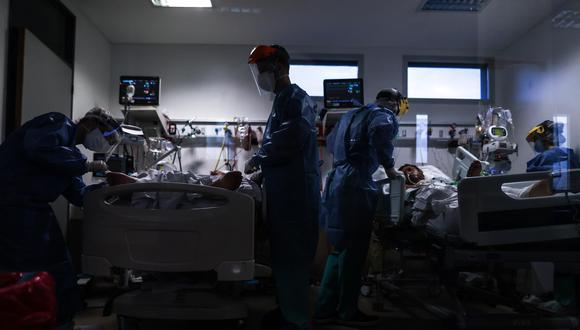 Coronavirus en Argentina   Últimas noticias   Último minuto: reporte de infectados y muertos hoy, miércoles 14 de julio del 2021   Covid-19   (Foto: EFE/ Juan Ignacio Roncoroni).