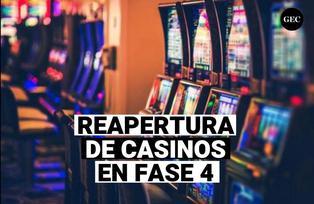 Reactivación de teatros y casinos en la ya fase 4