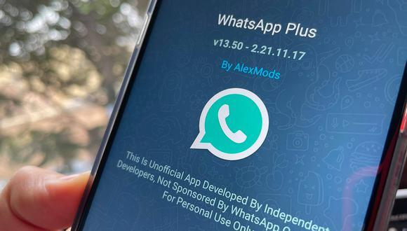 Conoce el sencillo método para tener WhatsApp Plus V13.50 en tu smartphone. (Foto: MAG)