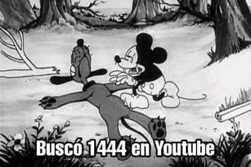 Todos los memes del video 1444, el nuevo viral de Facebook y YouTube del que todos hablan en Internet. (Fotos: Twitter)