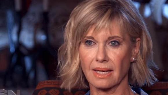 Olivia Newton-John  revela que enfrenta el cáncer por tercera vez