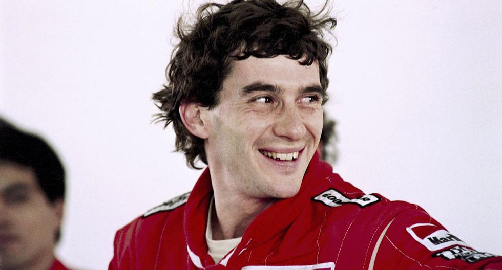 Ayrton Senna inició su romance con los vehículos a los cuatro años, cuando su padre le regaló un kart. Tiempo después, con 24 años de edad, haría su debut en la Fórmula 1 con el equipo Toleman. (Fotos: Agencias).