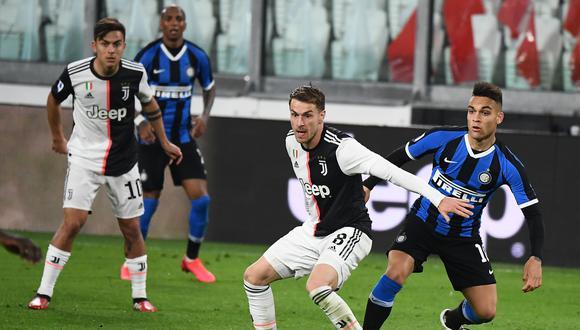 La Serie A de Italia fue interrumpida hace meses a causa del coronavirus. (Foto: AFP)