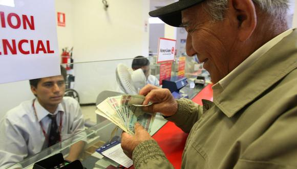 La Asociación de AFP (AAFP) ha visto a bien habilitar una opción más para hacerse efectivo el pago (Foto: Andina)