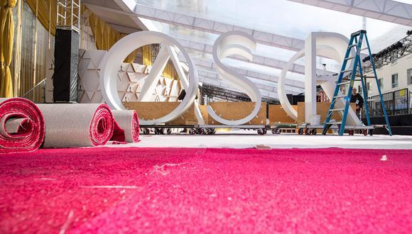 Oscar 2020: Hollywood despliega la alfombra roja en la cuenta regresiva para la gala. (Foto: Agencia)