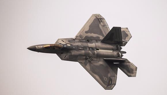 Estados Unidos: reportan violación del espacio aéreo en Washington y despliegan cazas. (Foto referencial. MARTIN BERNETTI / AFP).