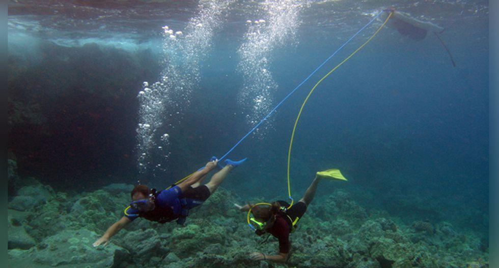 Prueba el Snuba y disfruta del mar de una manera diferente - 3