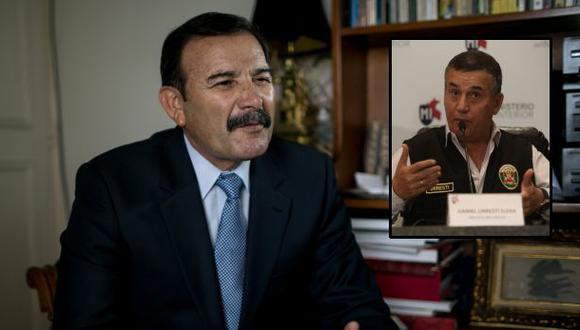 """Ex ministro Hidalgo: """"Urresti le hace daño a la misma Policía"""""""