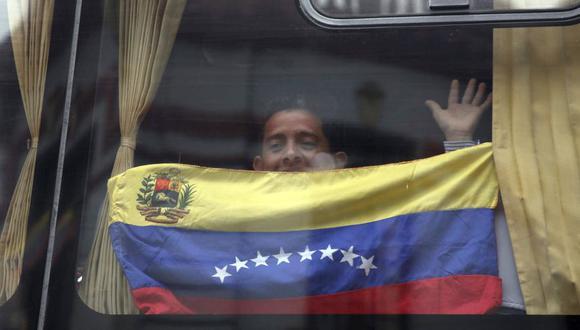 Según la ONU, cerca de 2,3 millones se fueron desde el 2014 de Venezuela, sumido en una aguda crisis económica. (Foto: AP)
