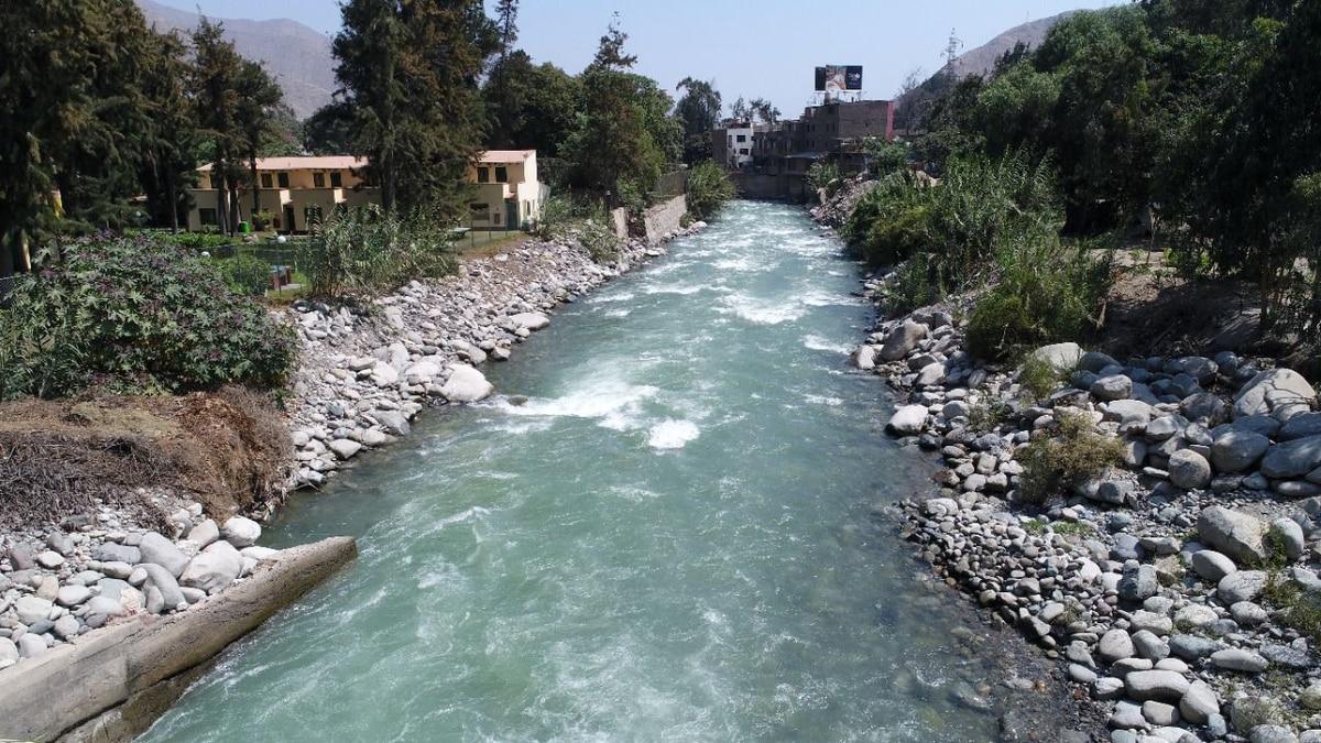 Coronavirus en Perú: el río Rímac se recupera debido a la falta de ...