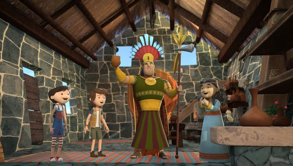 Nat Geo Kids mostrará ocho episodios dedicados a Machu Picchu. (Foto: Difusión)