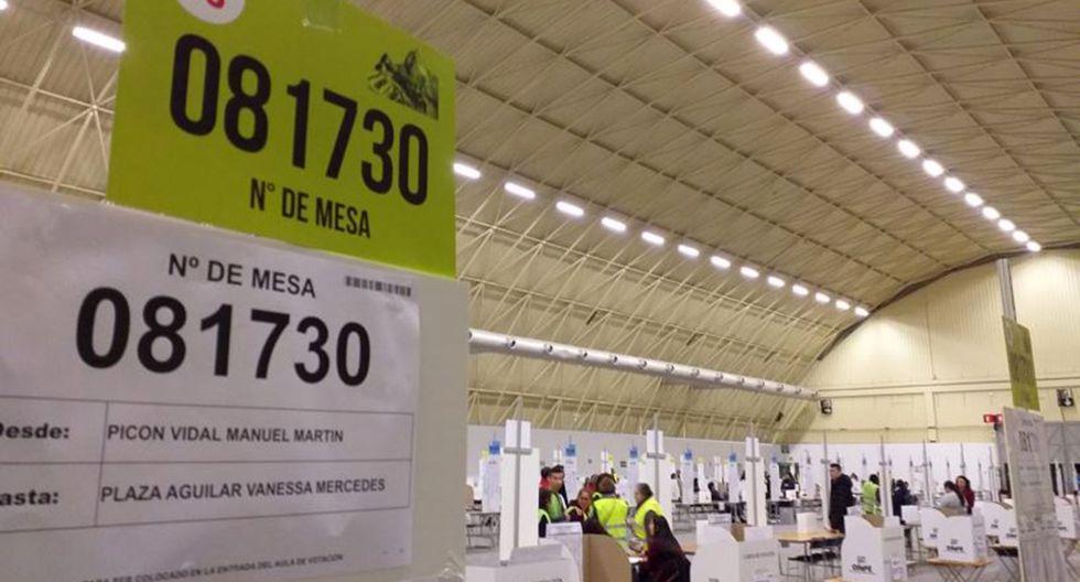 En España, según datos de la ONPE, hay 145.804 peruanos habilitados para participar en las Elecciones Congresales 2020. (Foto: Orlando Sullón)