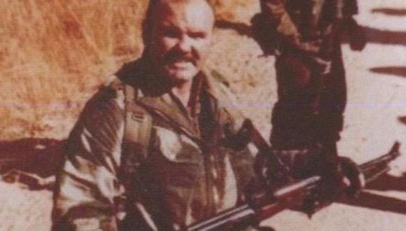 Peter McAleese era un mercenario que participó en distintos conflictos como el de Rodesia (actual Zimbabwe). (Foto: TWO RIVERS MEDIA).