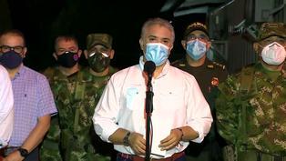 Colombia: ataque con coche bomba deja 36 heridos en unidad militar