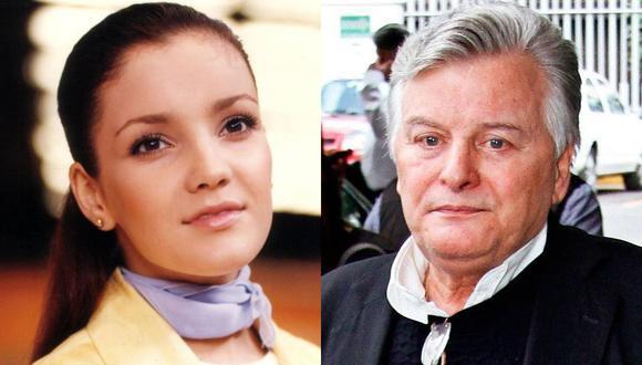 Karla Álvarez falleció el 15 de noviembre de 2013, en su domicilio. Tenía 41 años. Antonio D'Agostino moriría algunos años después (Foto: Televisa / TVNotas)