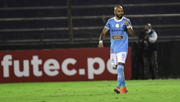 El delantero de Sporting Cristal fue una de las apuesta de la directiva para la temporada 2021. (Foto: Liga 1)