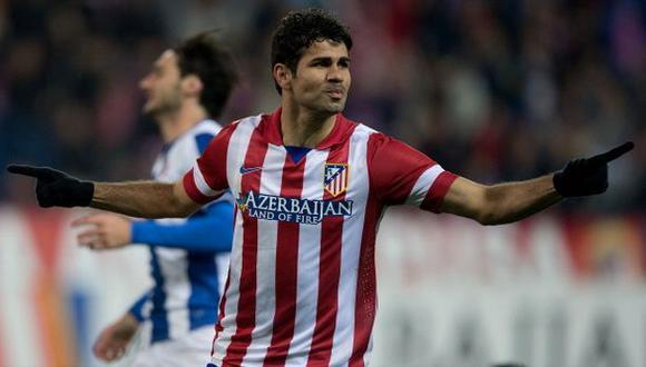 Diego Costa es oficialmente nuevo jugador de Chelsea