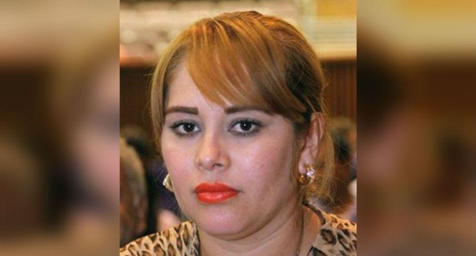 """La ex diputada de México y presunta amante de """"El Chapo"""", Lucero Guadalupe Sánchez, se declaró confusa sobre la clase de relación que mantenía con el líder del cartel de Sinaloa. (Foto: EFE)"""