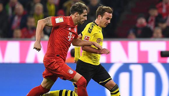 La Bundesliga vuelve este sábado 16 de marzo. (Foto: AFP)
