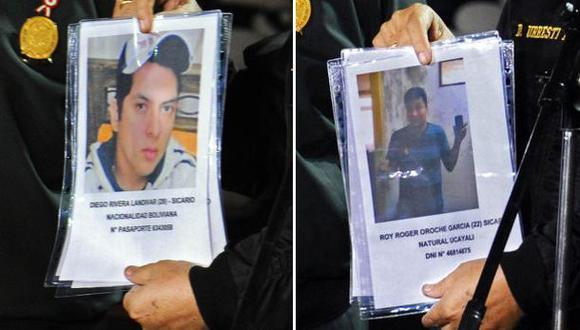 Crimen en Miraflores: los presuntos sicarios buscados por PNP