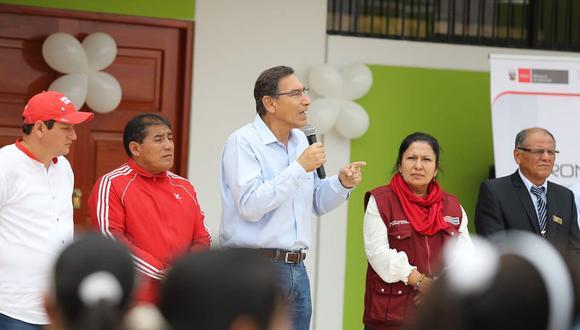 Martín Vizcarra advirtió que las protestas en los países vecinos se deben a las brechas de desigualdad. (Foto referencial: Difusión)