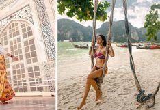 La peruana que no le tiene miedo a viajar sola y ya ha recorrido más de 30 países del mundo