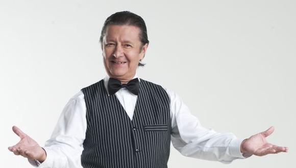 """Adolfo Chuiman como 'Peter' de """"Al fondo hay sitio"""". (Foto: archivo El Comercio)"""