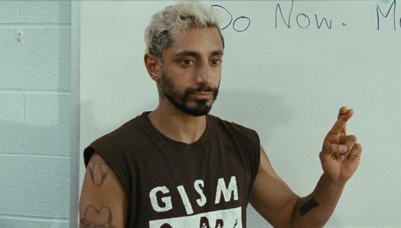 """El actor británico musulmán Riz Ahmed interpreta al baterista de una banda en la película """"Sound of Metal"""", por la cual está nominado al Oscar como Mejor actor. (Foto: Amazon Studios)"""