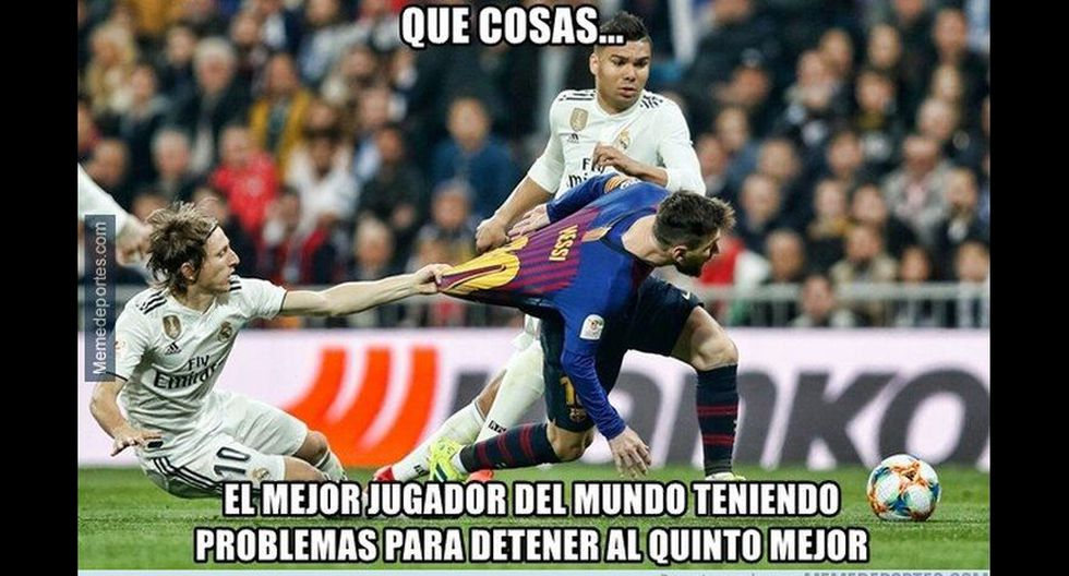 Facebook Real Madrid Vs Barcelona Los Despiadados Memes Que