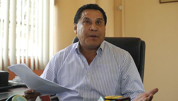 JNE ratifica tacha contra Carlos Burgos y lo saca de carrera